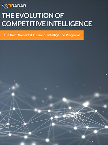 The Evolution of Competitive Intelligence